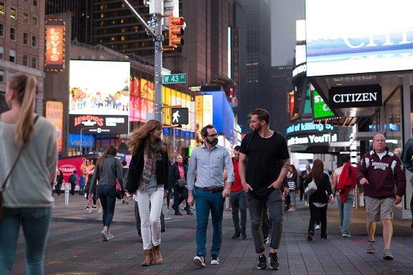 Imersão cultural em Nova York