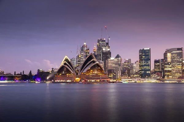 Sydney investe muito em educação