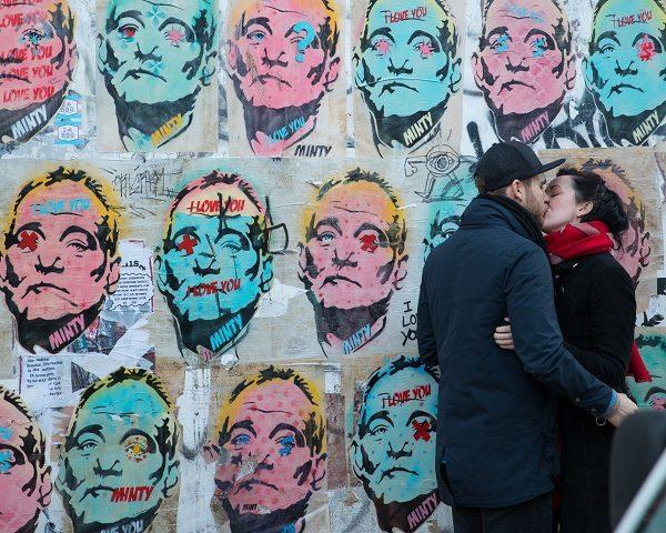Arte de rua em Brighton
