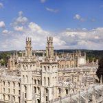 Vista de Oxford