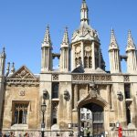 Kings College em Cambridge