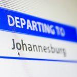 Como ir da Cidade do Cabo a Joanesburgo, África do Sul