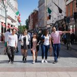 EC Dublin English school students