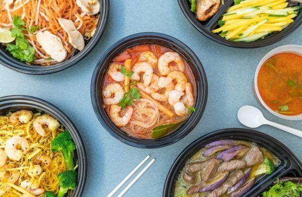 Thai food Melbourne English school