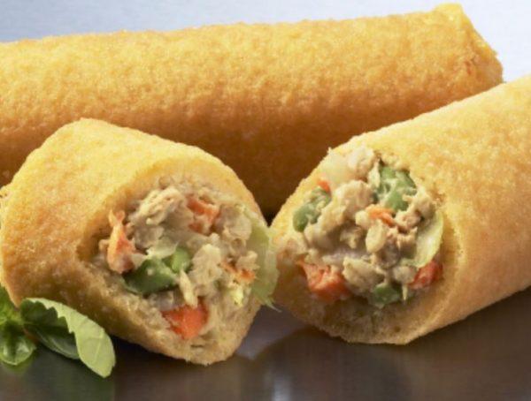 Chiko roll comfort food